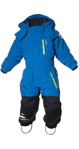 Isbjörn Penguin Winter Jumpsuit Superhero Blue